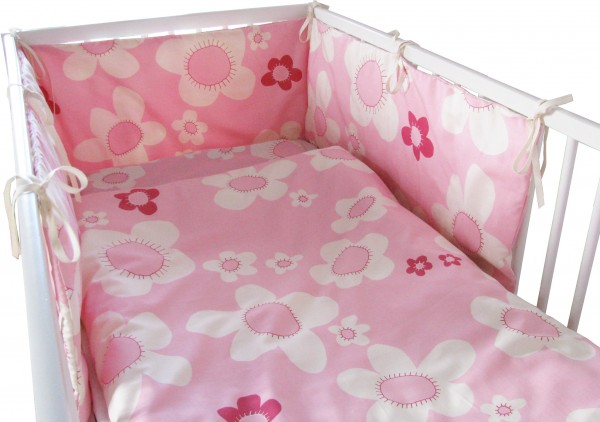 blume rosa Nestchen
